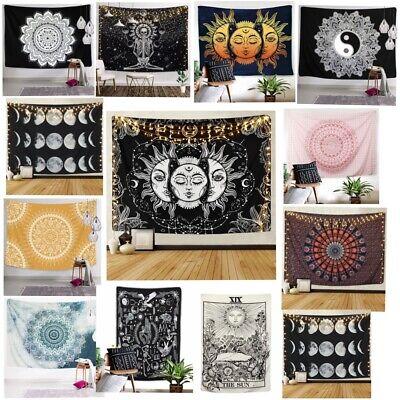 USA Psychedlic Hippie Mandala Art Tapestry New Room Wall Hanging Tapestry Decor