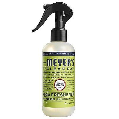 Mrs. Meyers Clean Day Room Freshener, Lemon Verbena 8 oz