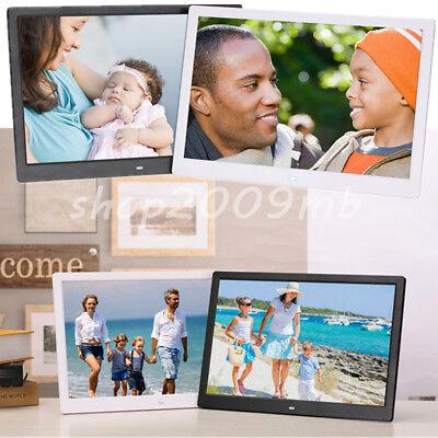 15.4/13/10/8/7 Inch Digital Photo Display Screen Frame Album Wall Mountable HD