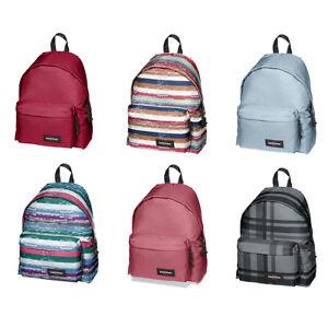 eastpak padded pak 39 r choose pattern bag rucksack backpack new ebay. Black Bedroom Furniture Sets. Home Design Ideas