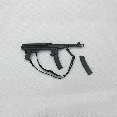 1/6 Scale PPS-43 7 62mm Submachine Gun Model for 1