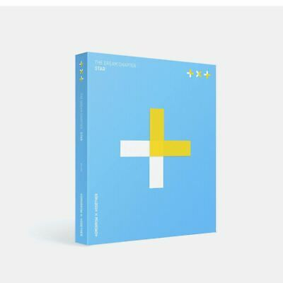 TXT The Dream Chapter: STAR CD+Photobook+Photocard+Etc+Tracking Code