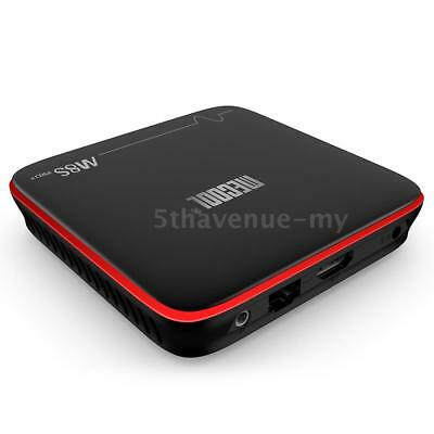 MECOOL M8S PRO W ATV Smart Android TV 7.1 TV Box Voice Control Intelligent O5E6