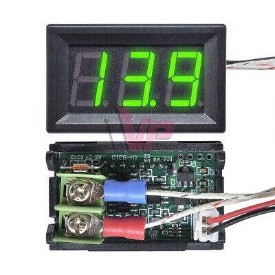 Xh-b310 Green Thermometer 12v Temperature Meter K-type M6 Thermocouple Tester