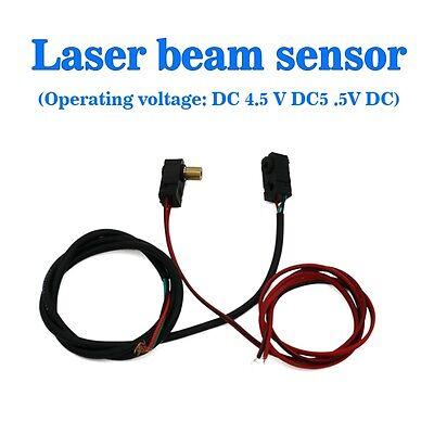 Usa Long-range Laser Detect Distance 20 Meters The Laser Beam Sensor Lg-jg20ma