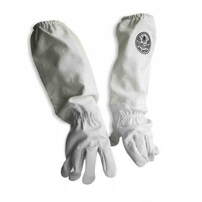 Goodland Bee Hive Access Supply Gl-glv-xl Sheep Skin Glove Canvas Sleeve X-large