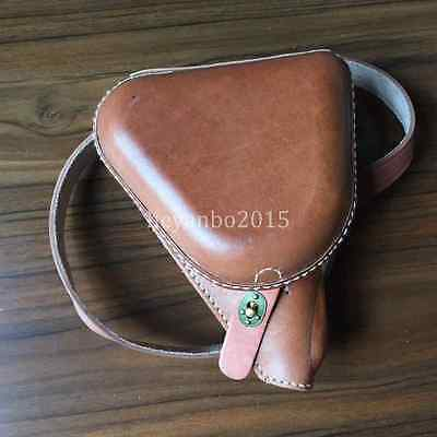 WW2 WWII 1914 JAPANESE NAMBU TYPE 14 LEATHER PISTOL HOLSTER BIG SIZE  for sale  Shipping to Canada