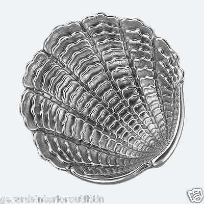 "Buccellati Sterling Venus Shell Dish, Medium, 6"""