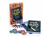 Brand New Sealed Ginger Fox Pub Quiz 2-6 Players Age 14+ Contains 1000 questions
