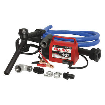Fill-rite Fr1616 Fuel Transfer Pump10 Gpm8 Ft. Hose