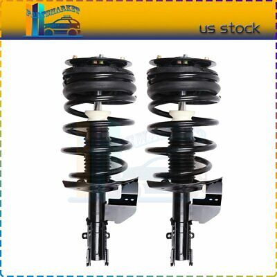For 90-96 Chevrolet Lumina APV Front Complete Struts Shock w/Spring Assembly × 2