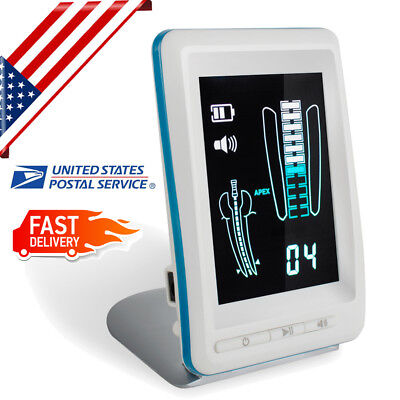 Dental Apex Locator Root Canal Finder Meter 4.5 Large Lcd Super Clear Dispaly
