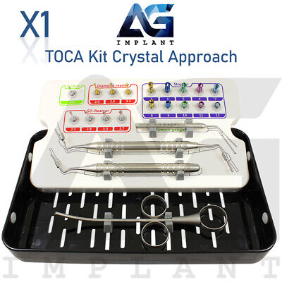 Toca Kit Membrane Sinus Lift Crystal Approach Tool Surgical Dental Implant