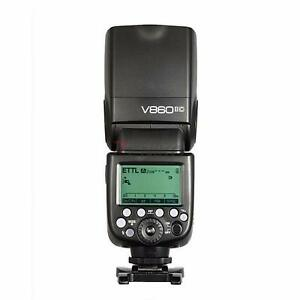 Godox Ving V860II-C E-TTL II HSS 2.4G Li-ion Battery Flash Speed