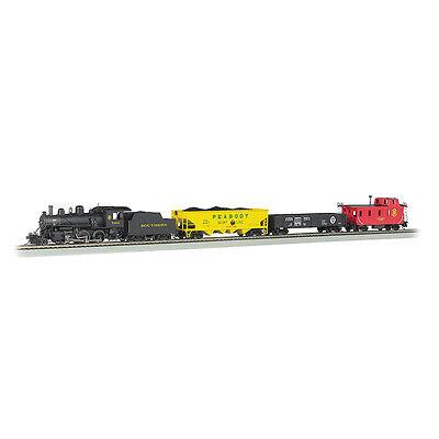 Bachmann Trains Echo Valley Express HO Scale Electric Train Set + Sound   825-BT