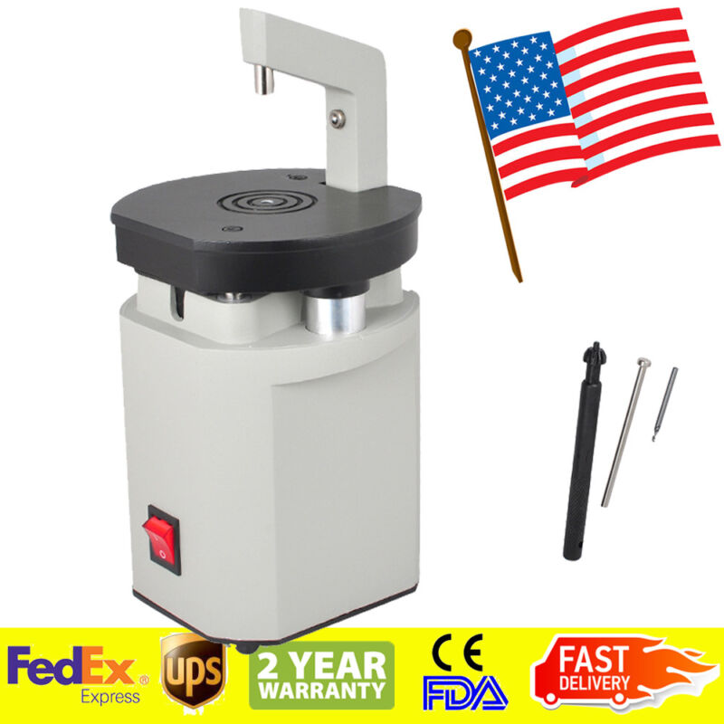 US Dental Laser Pindex Drill Driller Machine Pin System Unit Low Noise Equipment