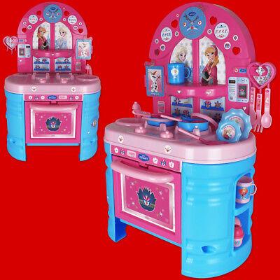 Disney Frozen Eiskönigin Spielküche Kinderküche Küche Kinder Spielzeug Zubehör