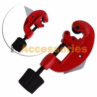 Heavy Duty Tube Pipe Cutter PVC Plastic Brass Copper Aluminu Tubing Cutting (Heavy Duty Tube Cutter)