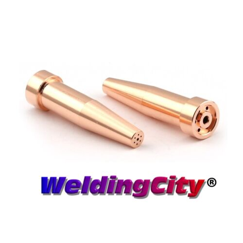 WeldingCity® Acetylene Cutting Tip 6290-6 #6 for Harris Torch | US Seller Fast