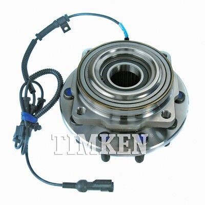 Wheel Bearing and Hub Assembly-4 X 4 Front Timken SP940202