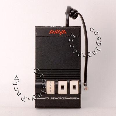 (Avaya KS23822-L12 Modular Amplifier Headset Base For Desktop Phone Black New)