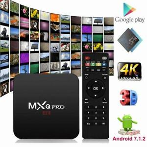 2019 BOITE TV BOX Android LIVE TV - MOVIES - SHOWS - SPORTS - PPV - UFC - MMA