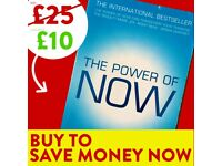 The Power of Now - FREE DELIVERY - Success Book - Save £15 WHEN YOU BUY TODAY