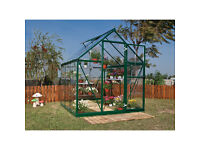 PALRAM HARMONY 6FT BY 6FT GREENHOUSE BRAND NEW AND STILL IN ITS BOX! For collection only