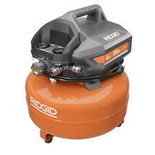 Ridgid 6 Gal. Portale Pancake Compressor ZROF60150HA Reconditioned