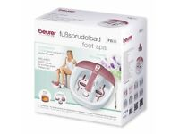 Beurer FB35 Relaxing Aroma Therapy Foot Spa-Unwanted present