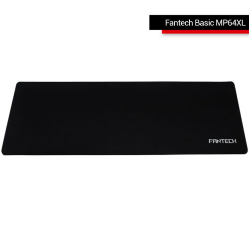 Large Gaming Mouse Pad Fantech Basic MP64XL Speed Edition Black