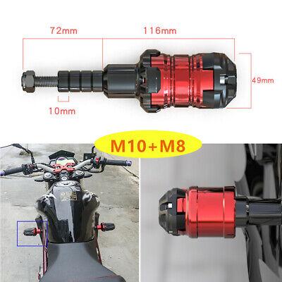Universal Motorcycle Frame Slider Anti Crash Engine Protection Falling Protector