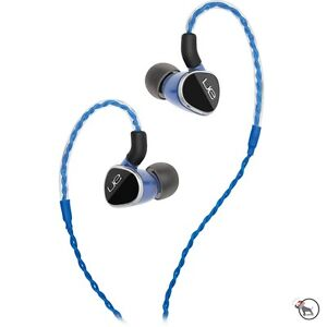 Logitech UE 900s Ultimate Ears Noise-Isolating  In Ear Earphones braided cable