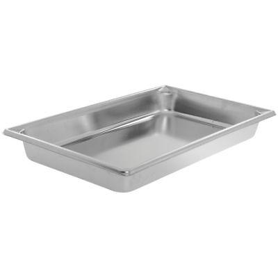 Vollrath Super Pan V Steam Table Pan Full-size 2-12 Deep 30022