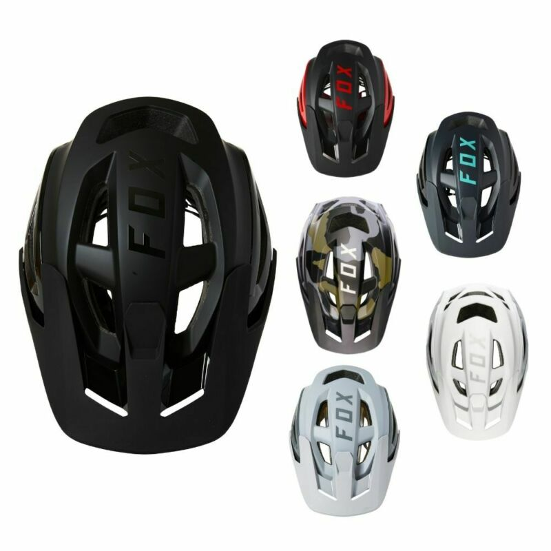 Fox Racing Speedframe Pro Mens MTB Helmets