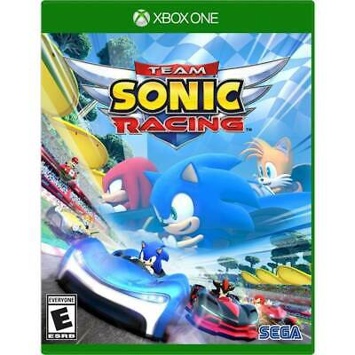 Team Sonic Racing - Xbox One Brand New Sealed