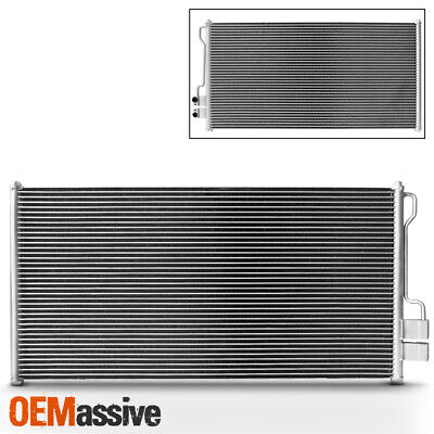 A/C AC Condenser Aluminum 7-4879 For Ford Expedition Lincoln Navigator Blackwood