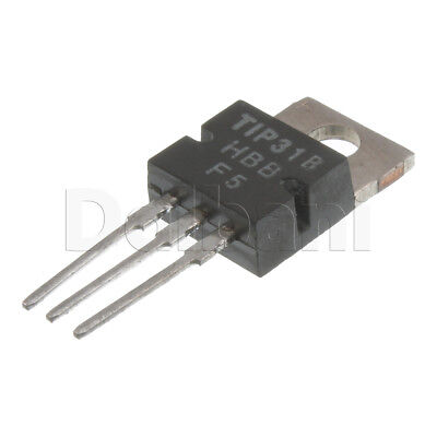 Tip31b Original Texas Instr. Power Bipolar Transistor