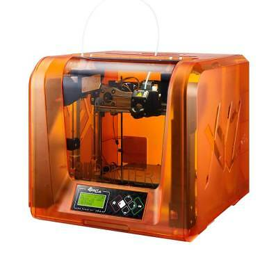 Used, XYZprinting da Vinci Jr. 1.0A Pro 3D Printer/ Upgradable Laser Engraver for sale  Shipping to Canada