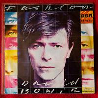 David Bowie 7, Vinyl 45 Giri Fashion - Scream Like A Baby Rca pb 9622 -  - ebay.it