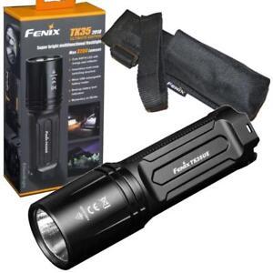 Fenix TK35UE 2018 3200 Lumen CREE LED USB rechargeable Tactical Flashlight