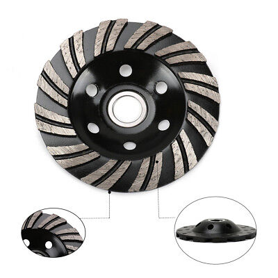 4 Inch Diamond Saw Blade Cup Shape Grinding Disc Wheel For Concrete Granite