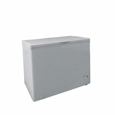 Plastic Development Group 10.6 Cubic Ft Deep Freeze Home Chest Freezer, White