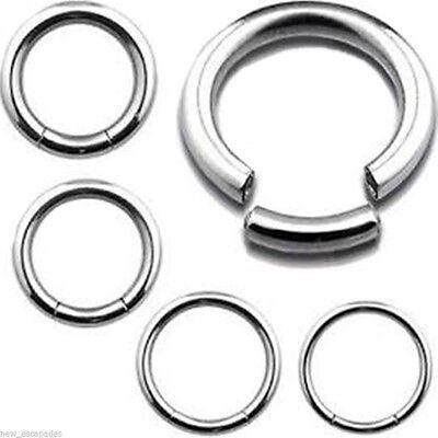 Segment Captive Ring Heavy 12 Gauge 1/2