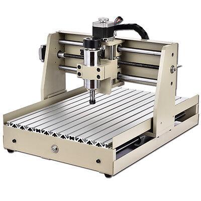 4axis Desktop Cnc 3040 Router Engraving Wood Metalwork Drilling Milling Engraver