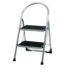 small step ladder 2 step
