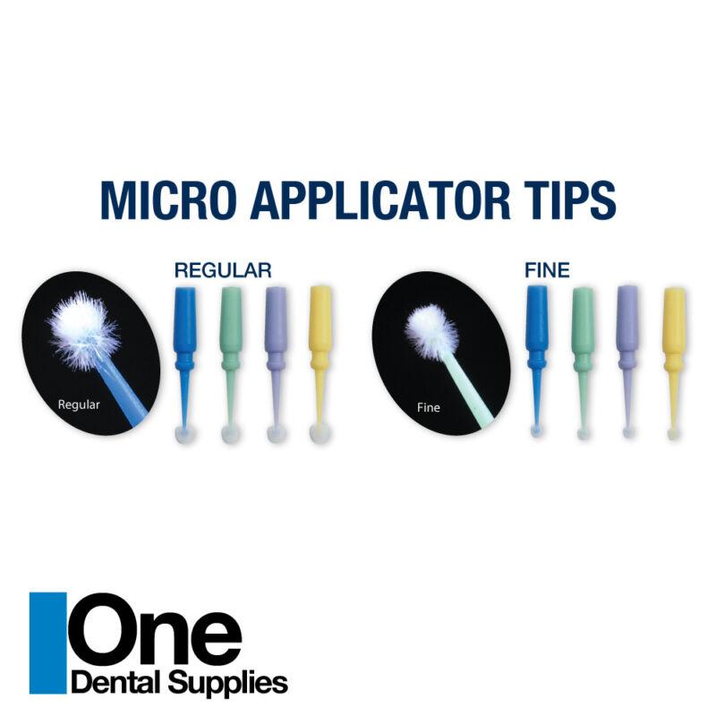 Dental Disposable Micro Applicator Tips 2500 pcs