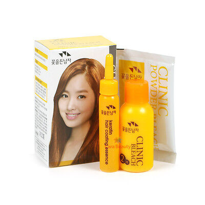 Hair Lightening Kit - Hair Lightening CLINIC POWDER BLEACH Kit for highlights or whole hair bleach
