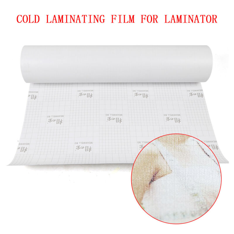 USA Roll Cold Laminating Film Roll lamination film laminate posters, maps