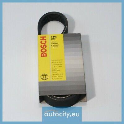 Bosch 1 987 948 483 6PK820 Cinghia Poly-V